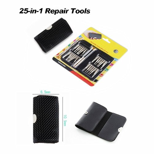 top one tech 25 in 1 professional universal repair opening tool screwdrivers. Black Bedroom Furniture Sets. Home Design Ideas