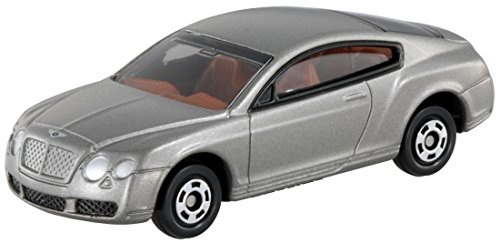 Takara Tomy Bentley Cntinental GT Silver #115 - 1