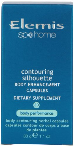 Elemis Contouring Silhouette Body Enhancement Capsules, 60 Count