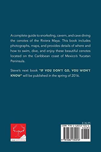 The Cenotes of the Riviera Maya 2016