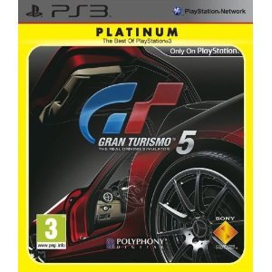 Sony Gran Turismo 5 Ps3 [Playstation 3]
