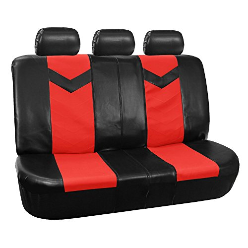 FH PU021115 Synthetic Leather Auto Seat Covers W