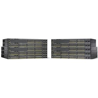 Cisco WS-C2960X-24TD-L Catalyst 2960X-24TD-L Ethernet Switch - 24 Ports - Manageable - 24 x RJ-45 - 2 x Expansion Slots - 10/100/1000Base-T - Desktop, Rack-mountable (CiscoWS-C2960X-24TD-L )