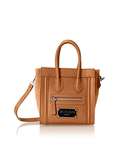 Valentino Bags by Mario Valentino Women's Leidy Cross-Body, Whiskey