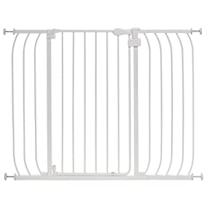 Summer Infant  Multi Use Extra Tall Walk-Thru Gate, White