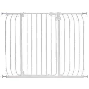 Summer Infant Multi-Use Extra Tall Walk-Thru Gate, White