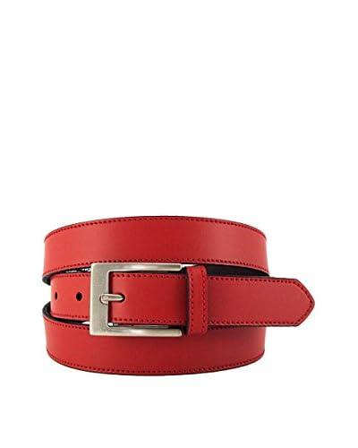 ACQ PIEL Cintura Pelle Acq-03030006R-100 [Rosso]