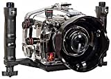 Ikelite Underwater Camera Housing with E-TTL-2 for for Canon EOS Rebel XTi (400-D) Digital SLR Camera