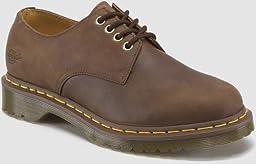 Dr. Martens Men\'s Stanton Shoe,Aztec Crazy Horse,6 UK/7 M US