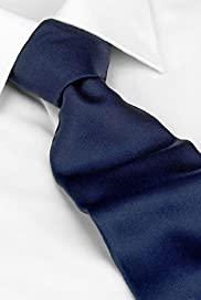 Pure Silk Textured Plain Tie