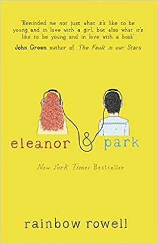 Eleanor & Park. by Rainbow Rowell