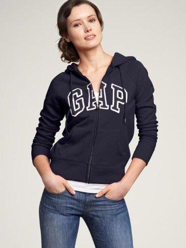 gap-damen-kapuzen-jacke-hoodie-dunkelblau-satin-arch-logo-gr-38-size-m-neu-aus-den-usa
