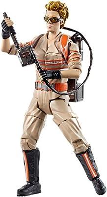 """Ghost Busters 6"""" Jillian Holtzman Figure from Mattel"""