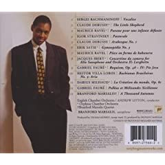 Marsalis back cover