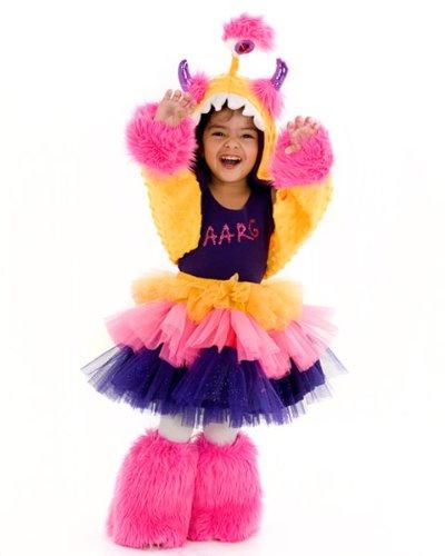 Toddler Aarg MonStar Colorful Monster Halloween Costume Infant