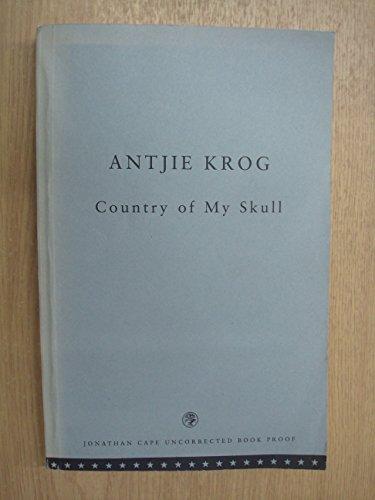 Epub⋙: Country of My Skull by Antjie Krog