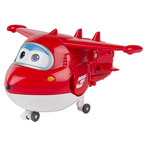 Super Wings - Jett, personaje transformable (Colorbaby 75872)