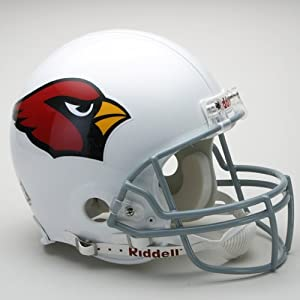 Victory Collectibles 30129 Rfa Arizona - Cardinals Full Size Authentic Helmet by Victory Collectibles