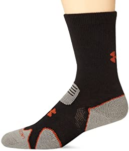Under%20Armour Under Armour Men's Hitch Lite Cushion Boot Sock