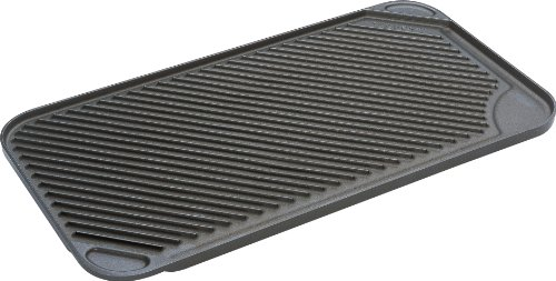 Scanpan Classic Double-Burner Grill Griddle (Ceramic Double Griddle compare prices)