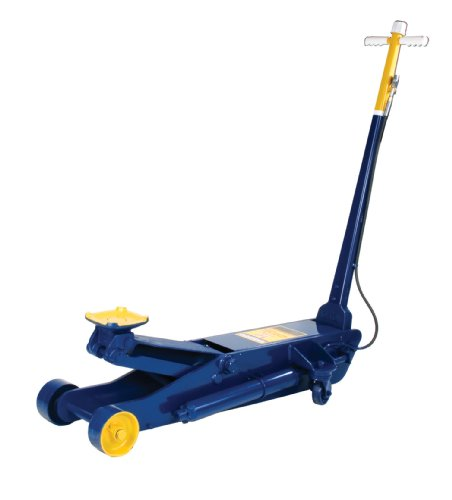 Hein Werner Hw93662 Blue Service Jack 10 Ton Capacity