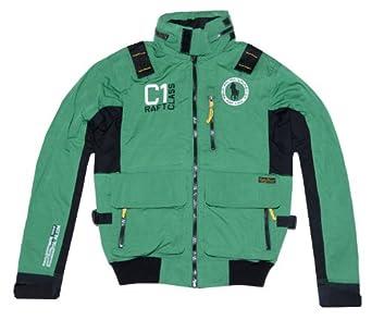 Buy Polo Ralph Lauren Mens Open Water C1 Raft Class Logo Pony Utility Jacket by Polo Ralph Lauren