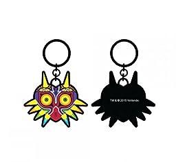 Zelda Majoras Mask Metal Keychain