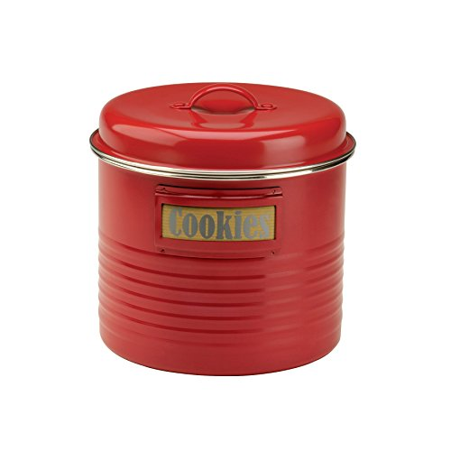 Typhoon Red Large Canister