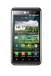 LG Optimus 3D P920 Smartphone Bluetooth GPS Noir