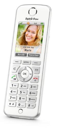 AVM FRITZ!Fon C4 Telefon (Farbdisplay, beleuchtete Tastatur)...