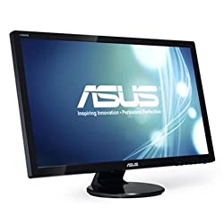 Asus VE278H 27 inch Widescreen LED Multimedia Monitor (1920 x 1080, 2ms, VGA, DVI-D, HDMI)
