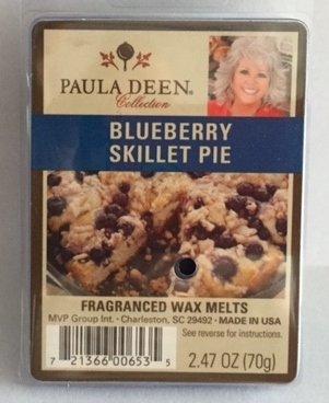 Paula Deen Blueberry Skillet Pie Wax Melts (Paula Deen Pie compare prices)