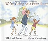 Image of We're Going on a Bear Hunt: Anniversary Edition of a Modern Classic (Classic Board Books) We're Goi