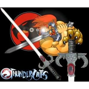 Thunder Cats Sword on Amazon Com  Thundercats Sword Cartoom Movie Thunder Cats  Sports