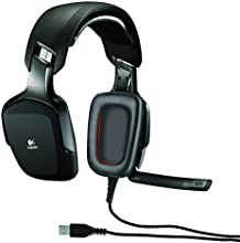Logitech G35 S Micro-Casque Gaming compatible PC et PS4 Noir