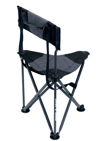 Set Of 3 Gci Quik E Seat Stool With Padded Back