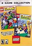 Lego Island & Lego Island 2: The Bricksters Revenge (2 PC Game Pack)