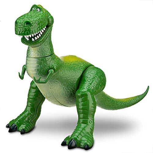 """Rex Talking Deluxe Action Figure 12"""" Toy Story 20th Anniversary"""