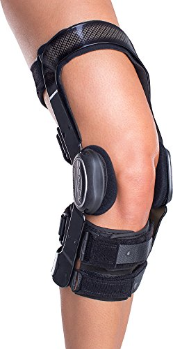 DonJoy FullForce Knee Support Brace: Short Calf Length, ACL (Anterior Cruciate Ligament), Left Leg, Small by DonJoy