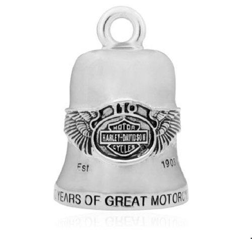 Harley-Davidson® 110th Anniversary Ride Bell. HDANZ02