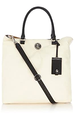 Washed Leather Maxi Tote