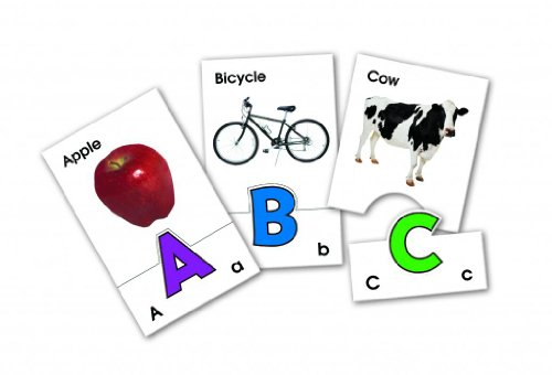Alphabet Puzzle Cards - 1