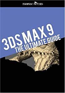 3DS MAX STUDIO - LEARN HOW TO - TUTORIALS -9 hrs PC/MAC DVD