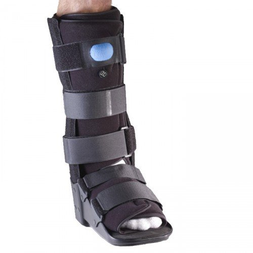 Corflex Pneumatic Walker Xl Lower Leg Black Unoooomonassa