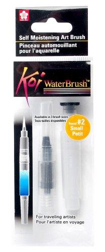 Sakura 38550 4-ml Tank Koi Water Color Brush, Small