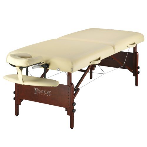 Master Massage Del Ray Massage Table Pro, Sand,