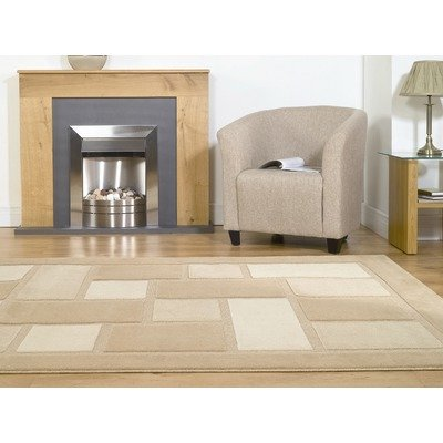 Rugs With Flair 160 x 230 cm Visiona Soft 4304, Beige