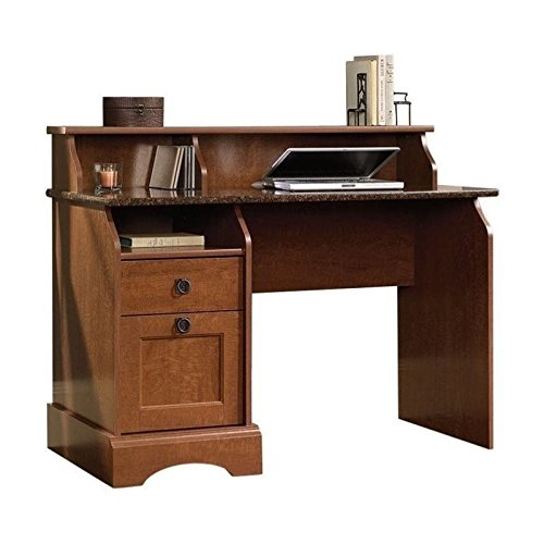 Sauder Graham Hill Desk Autum Maple Finish Ebay