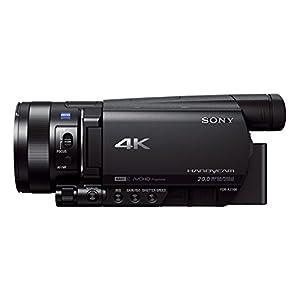 Sony FDR-AX100 Camescopes 20.0 Mpix Zoom 18x(4K) 24x(HD)