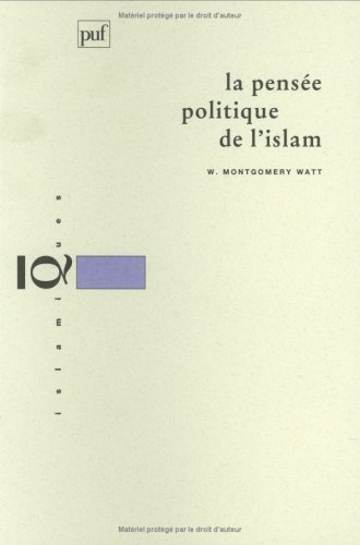 La pensée politique de l'Islam : Les concepts fondamentaux